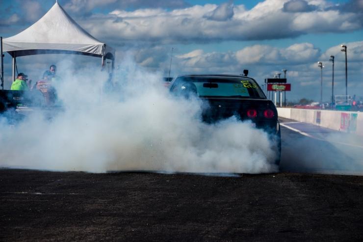 r32 Burnout